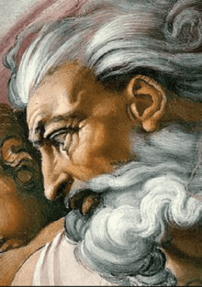 representacion de dios